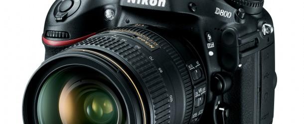 Arriva la Nikon D800: antagonista della Canon 5dMKII?
