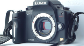 REVIEW – PANASONIC LUMIX-GH1