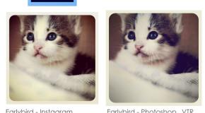 TUTORIAL Photoshop CS6 – Ricreare i filtri Instagram: Earlybird