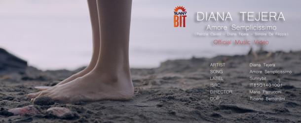 NUOVO VIDEOCLIP di Mario Parruccini per Diana Tejera